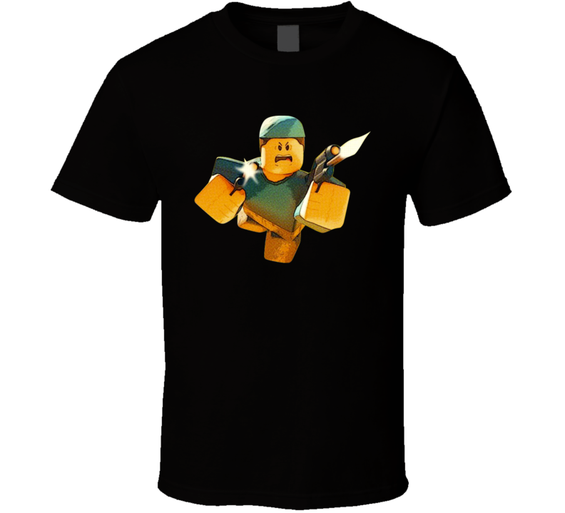 roblox arsenal character video game