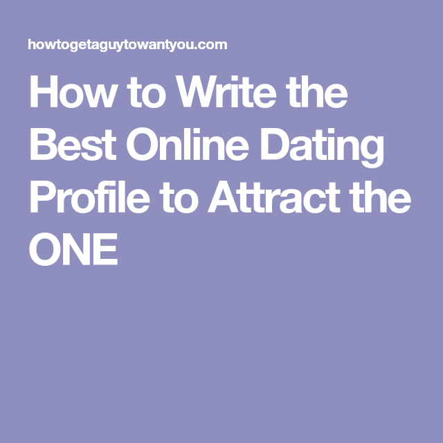 best-dating-profile-writers