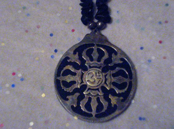 Sterling Silver Knot of Eternity/ Vajra Cross by AAAJEWELRYSTORE, $274.99