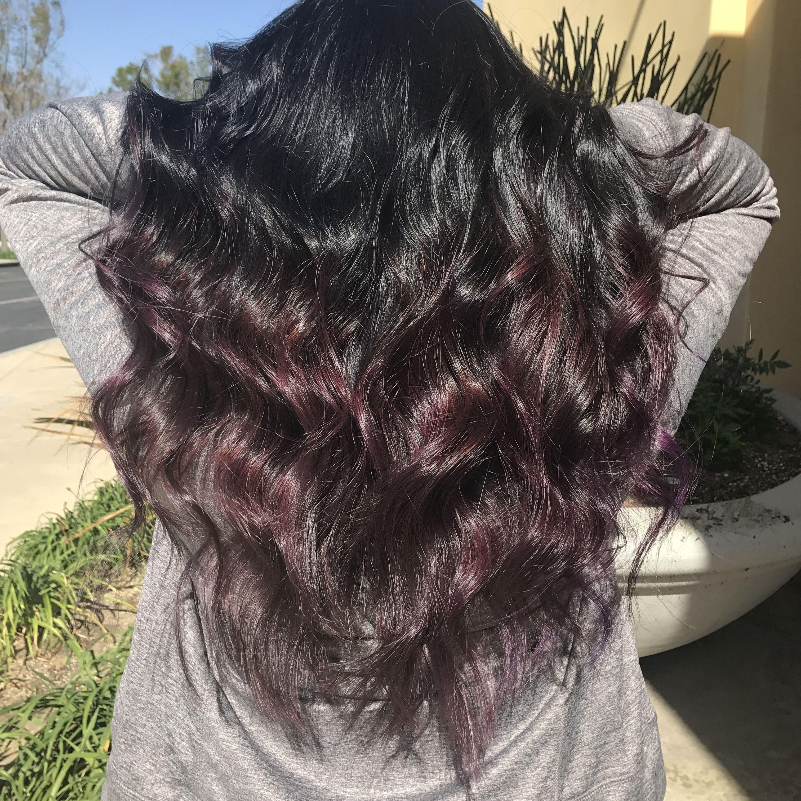 Vivid Hair Color By Rachel Mungcal