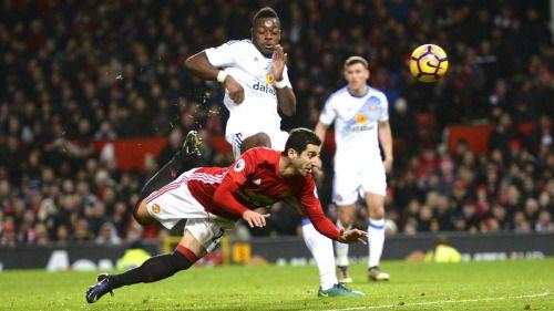 #BoxingDay Gol e #Calcio spettacolo all'OldTrafford. Colpo dello #Scorpione per Mkhitaryan: http://bit.ly/2idpVFP