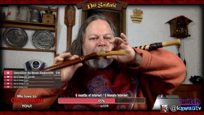 The Game Stream German