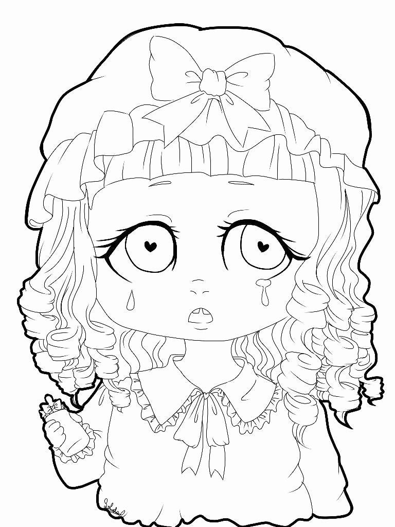 32 Melanie Martinez Coloring Page In 2020 Cry Baby Coloring Book