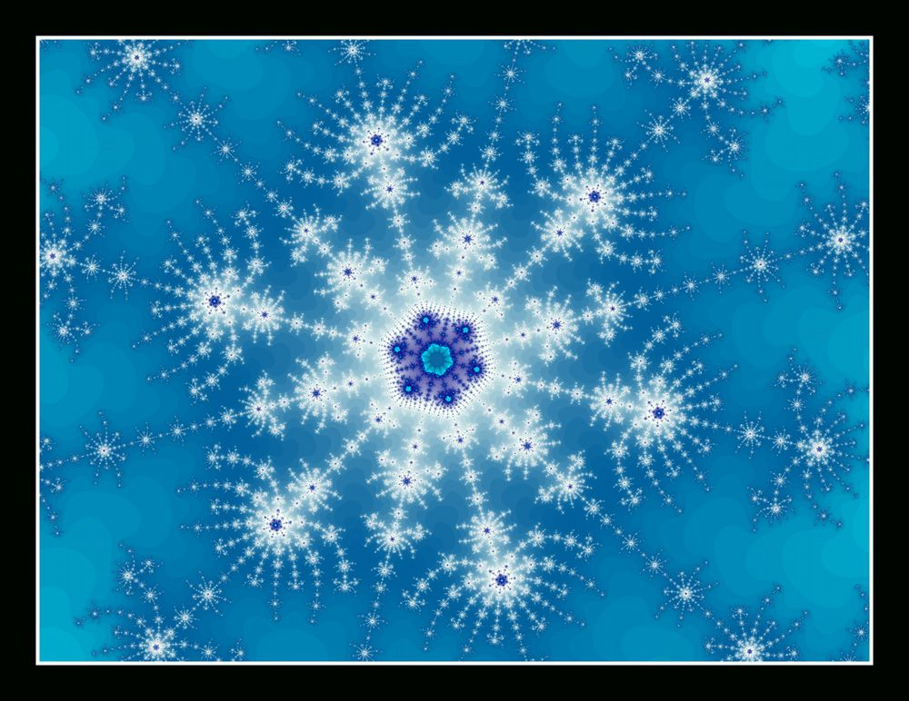 Snow Crystal by ~kanes