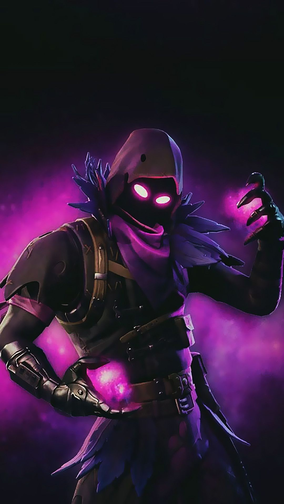 Fortnite Full Hd Phone Vertical Wallpaper Raven Pictures Best Gaming Wallpapers Gaming Wallpapers