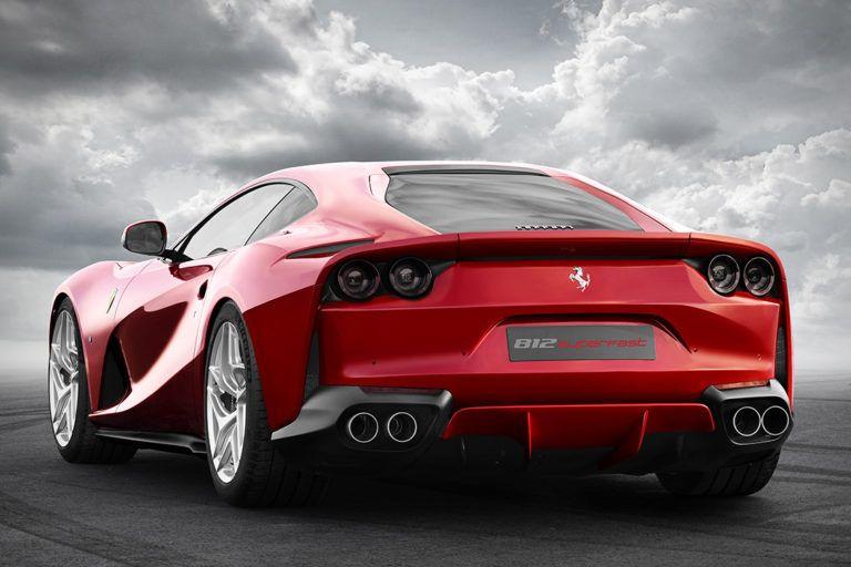 Ferrari 812 Superfast Hiconsumption In 2020 Super Cars Sports Car Ferrari