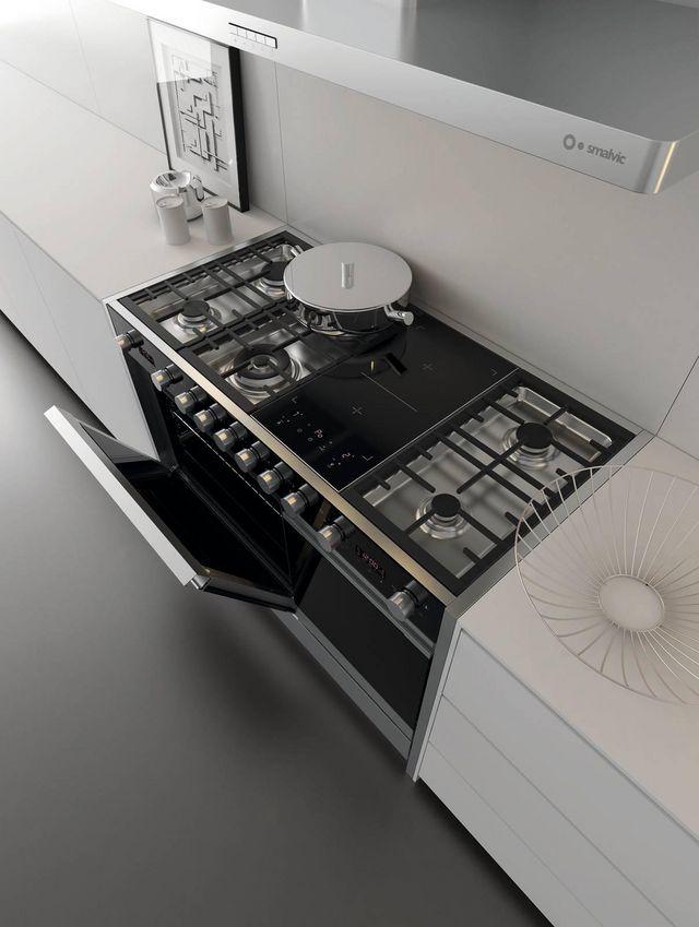 Cucine a libera installazione la nuova generazione (Cose