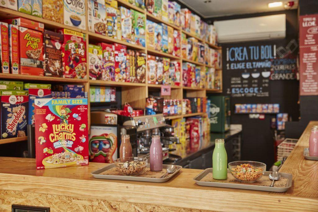 La Carta Cereal Hunters Café Ideas De Cafetería Tipos De Cereales Presentación Sobre Comida