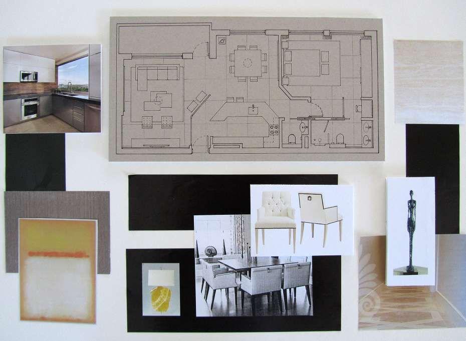 The principles of interior design two dubai portfolio by - Interior design courses in dubai ...