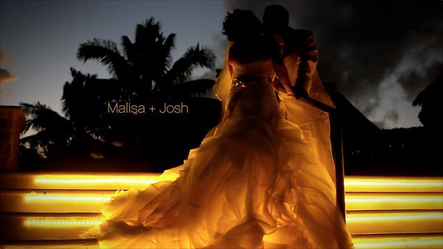 Malisa + Josh | Riviera Maya Destination Wedding on Vimeo
