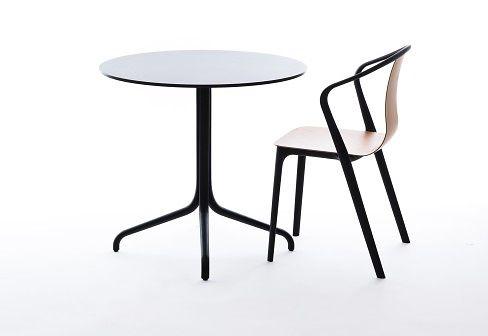 Ronan Bouroullec Erwan Bouroullec Belevile Bistro Table Table