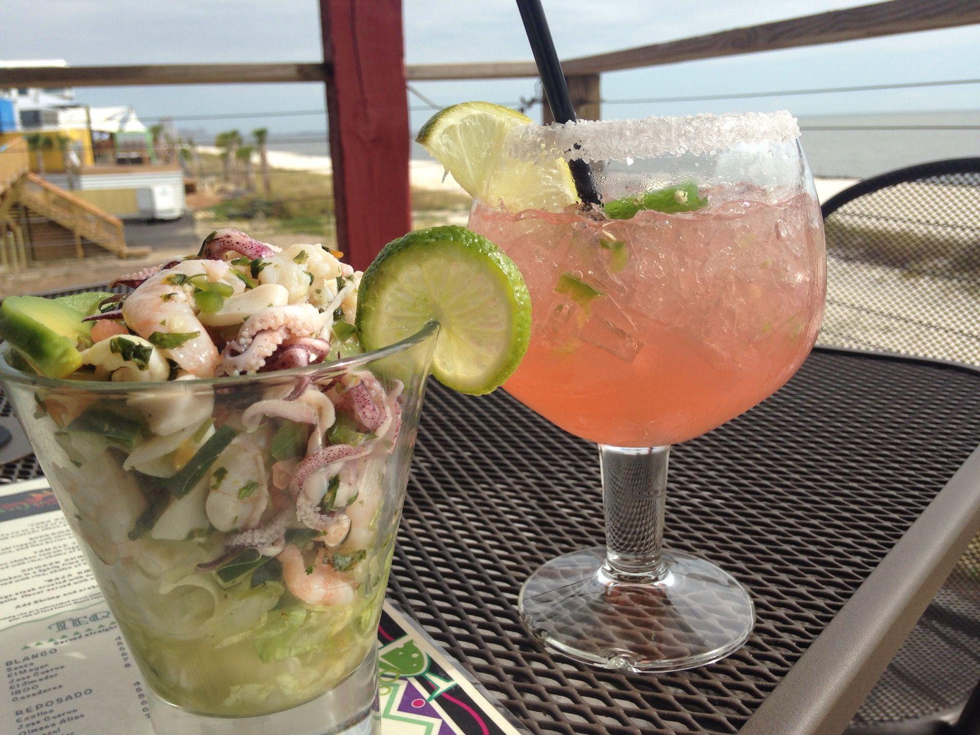 Baja Beach Biloxi Seafood Trail In 2019 Biloxi Beach