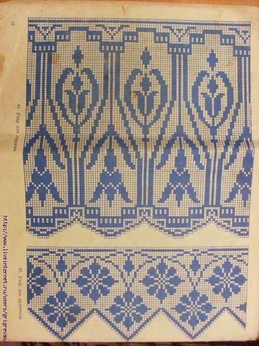 Afbeeldingsresultaat Voor Filethakeln Jugendstil Art Deco Strickvorlage Kreuzstichmuster Gardinen Hakeln