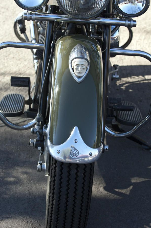 Indian Chief Fender Ornament Indian Motorcycle Indian Chief Motorcycle