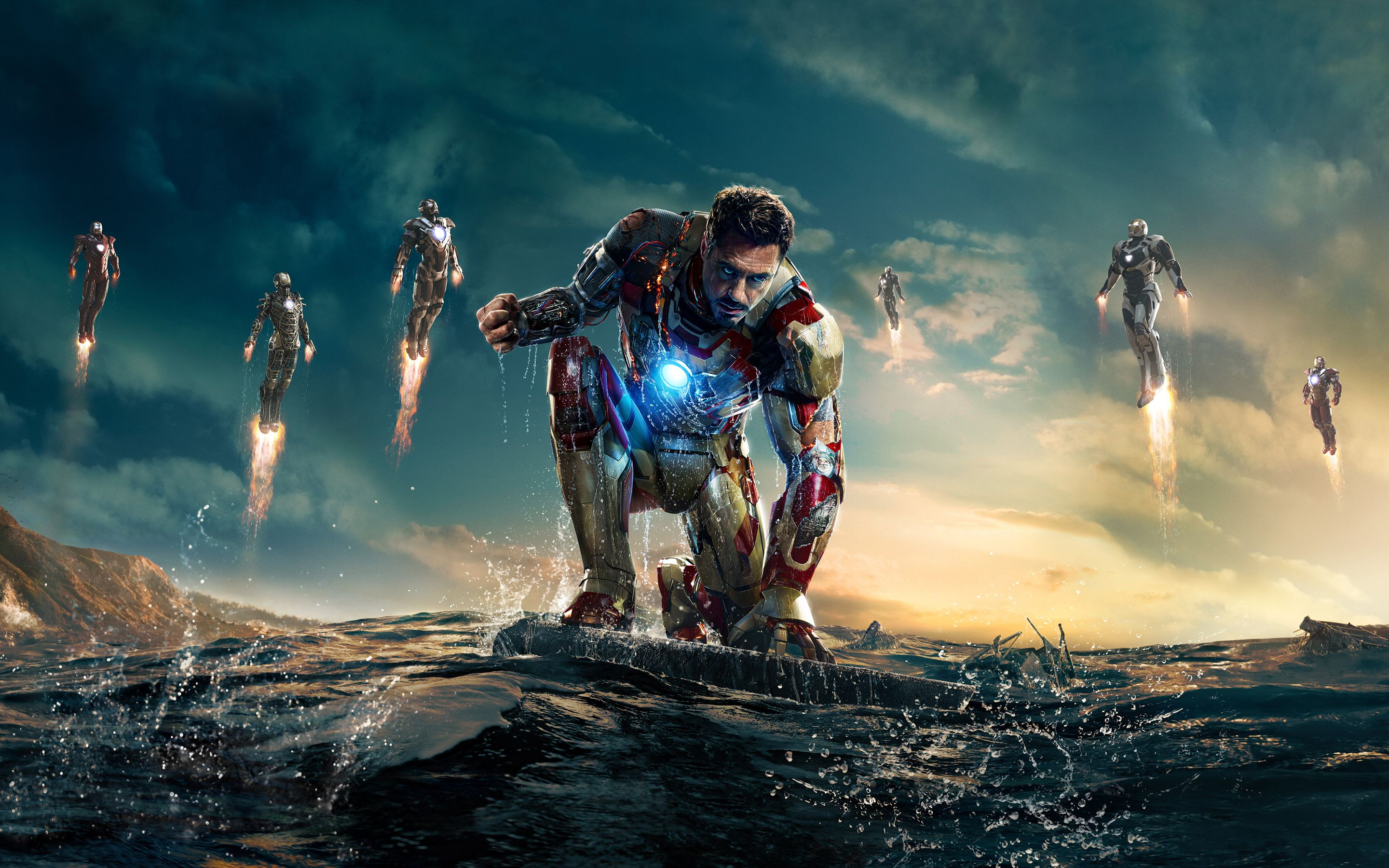 Iron Man Wallpaper High Quality Resolution In 2020 Iron Man