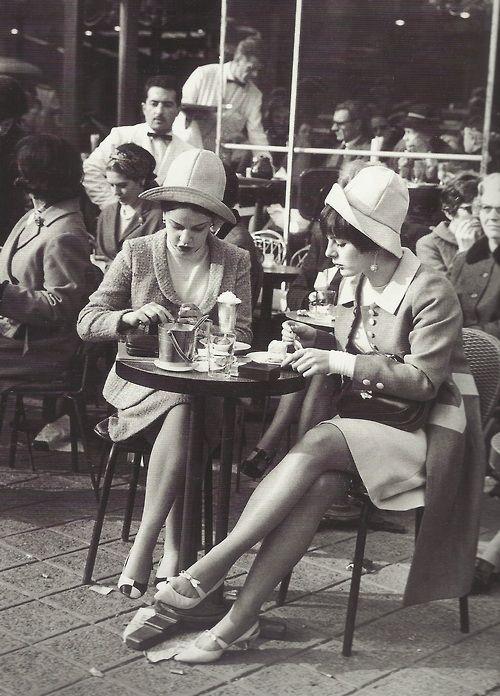 1960s Vintage Paris Vintage Photos Photo
