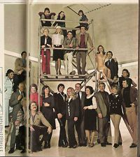 1975 tv article ~ Another World Soap Opera Cast ~ Nearly ...