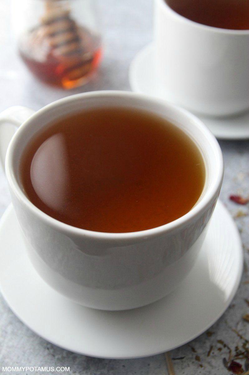 Passionflower Tea Recipe Tea Recipes Passion Flower Tea Banana Tea