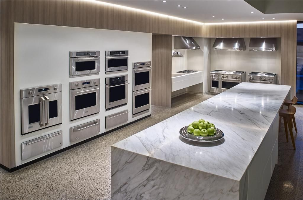 designer appliance showrooms - Google Search | Appliance ...
