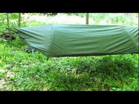 12 Weeks in a Hammock:  Lawson Blue Ridge Camping Hammock Tent Video Review @ http://blog.hammocktown.com/hammock-tent/