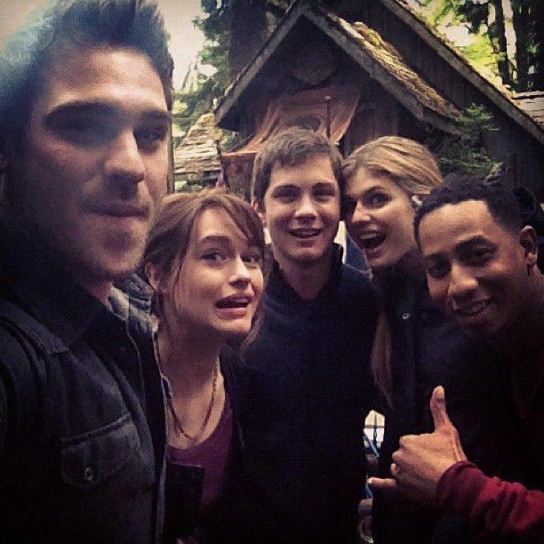 From The Sea Of Monsters Set 3 With Images Percy Jackson