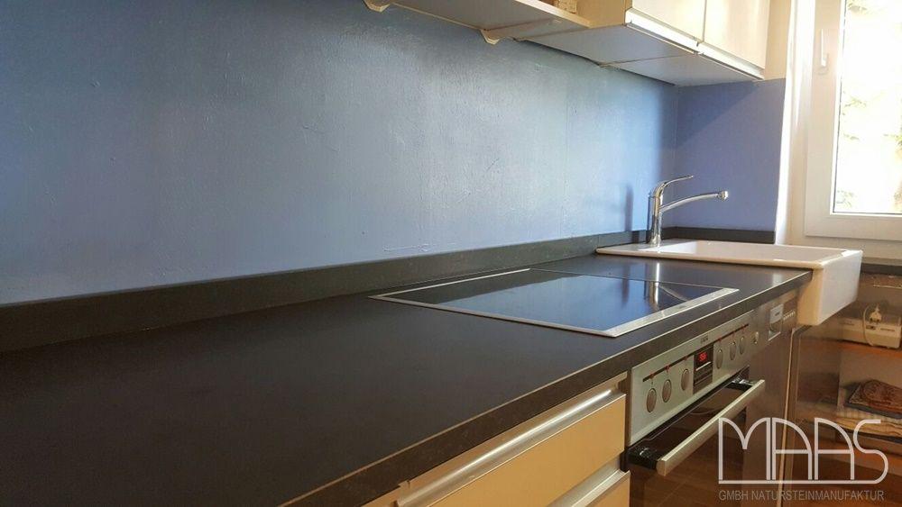 Aufmaß, Lieferung und Montage der #Granit #Arbeitsplatte, Material - küche granit arbeitsplatte