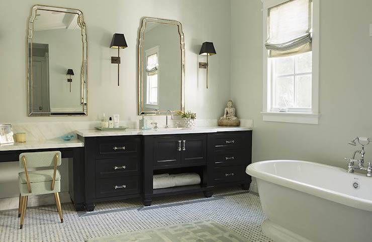 Sammlung von art deco stil badezimmer spiegel vorausgesetzt