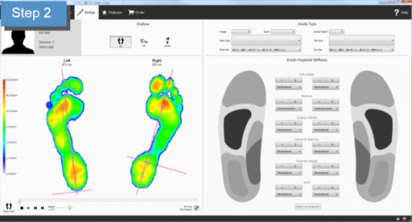 マテリアライズが高度なスキャン技術のインソール3dプリントサービスを立上 3d Printing Prints 3d Printed Shoes