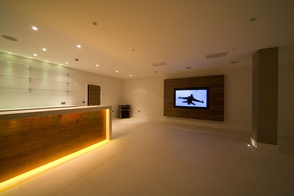 Exclusive Private Surrey Estate from Halo Design Interiors