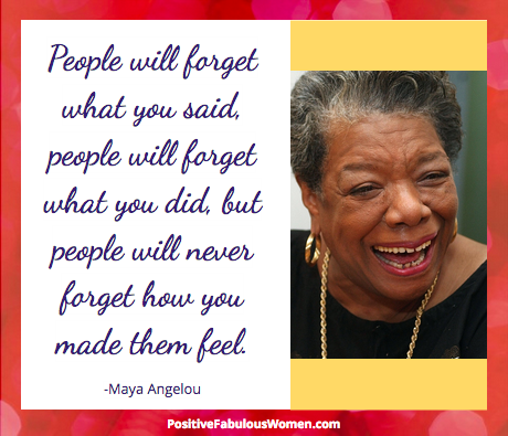 Wise Maya Angelou • Awesome Woman.