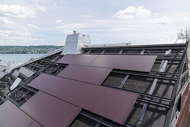 Solare Architektur: Wohnhaus Solaris