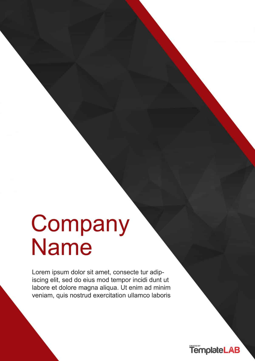 Download Cover Page Template 2 Templatelab Cover Page Template Cover Page Template Word Title Page Template