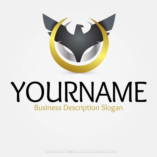 Online Free Logo Maker Eagle Logo Design Advertising No Limit