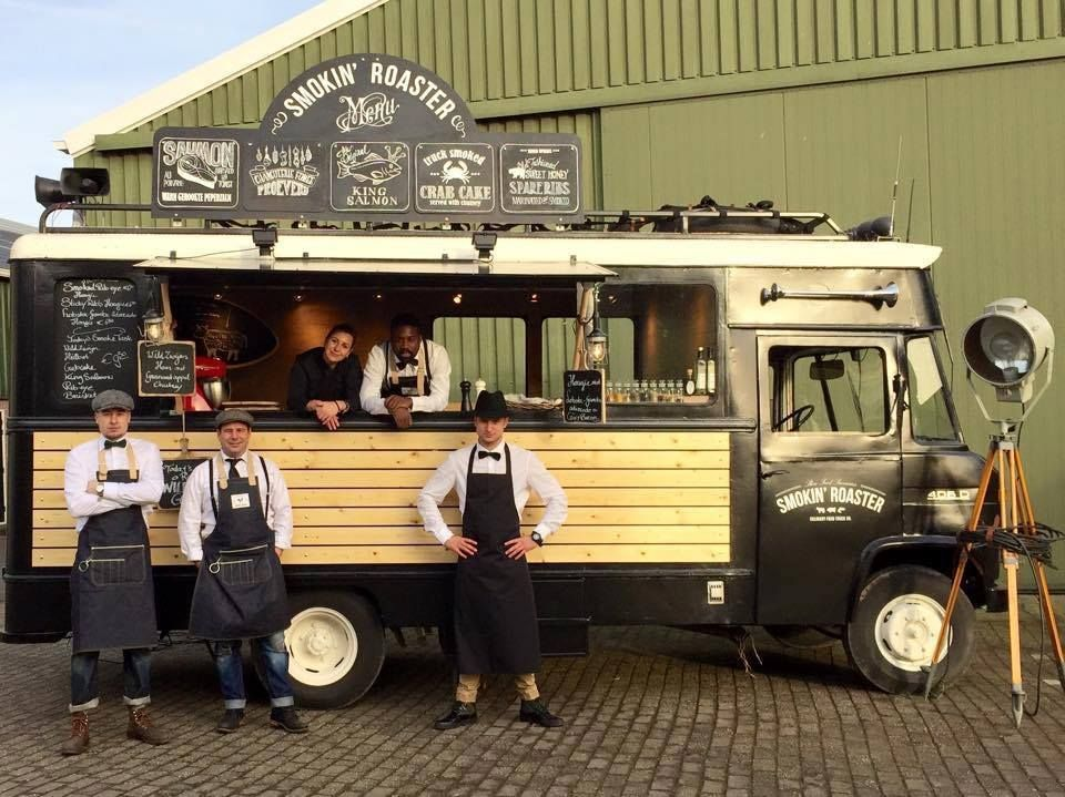 Building A Food Truck Kitchen