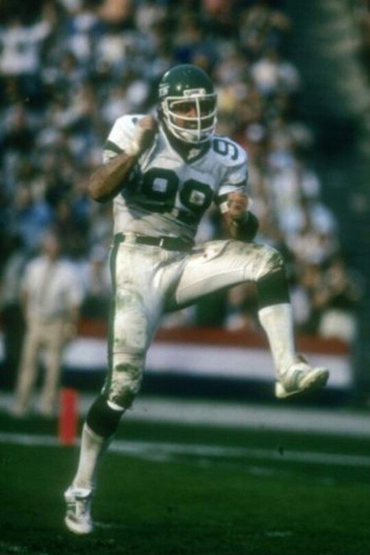 064f23c46 Mark Gastineau Sack Dance