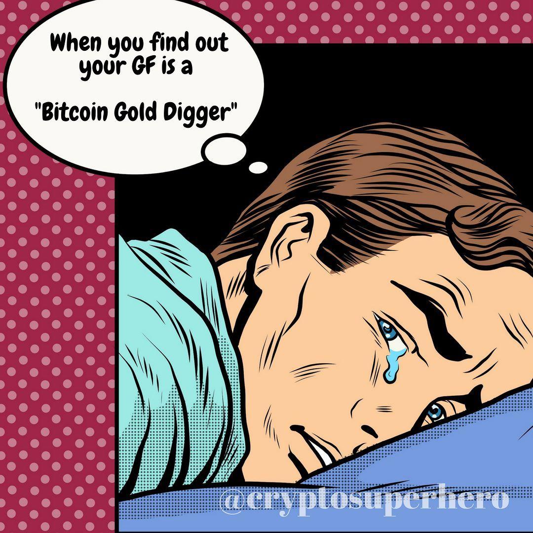 Gold digger translation spanish