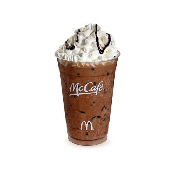 Iced Mocha :: McDonalds.com Clipped By Emily Quote Liked