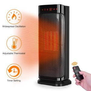 Top 10 Best Tower Heaters In 2020 Reviews Hqreview Tower Heater Space Heater Portable Electric Heaters