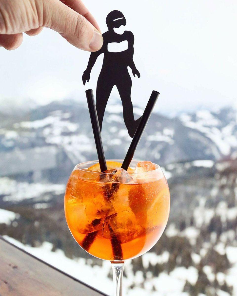 Après-ski  #ski #montagne #mountain #alps #alpes #chamonix #montblanc #humansofchamonix