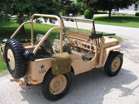Kaiser Willys Jeep of the Week: 003 - Kaiser Willys Jeep Blog | Jeep