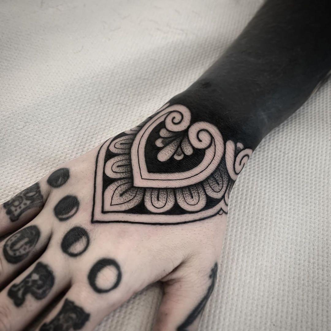 Ornamental Tattoo Artist Jack Peppiette Artwoonz Tattoos Tribal Pattern Tattoos Tattoos For Guys