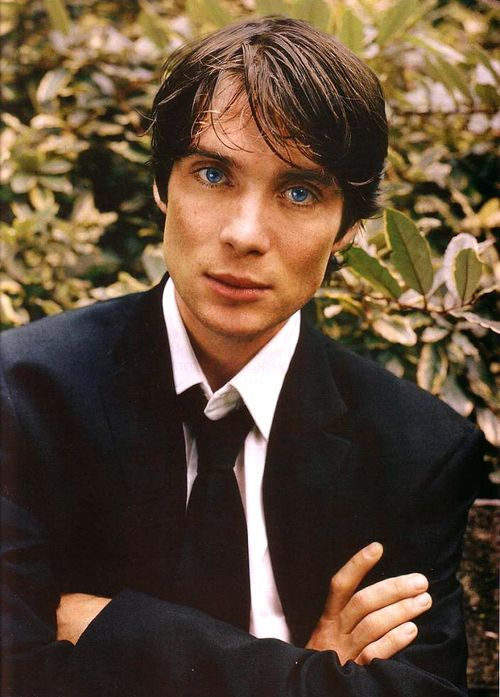 Cillian Murphy- pretty hot!