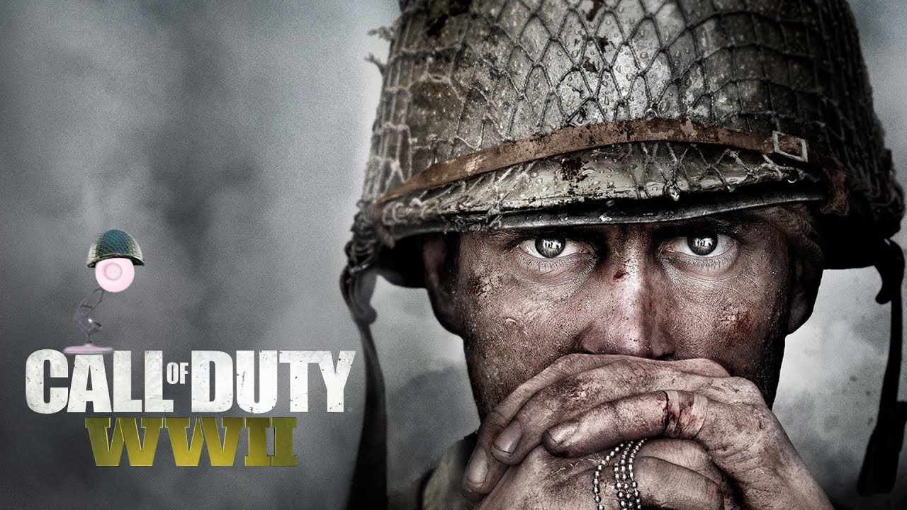 892 Call Of Duty Wwii Activision Spoof Pixar Lamps Luxo Jr Logo Call Of Duty Call Of Duty World Modern Warfare
