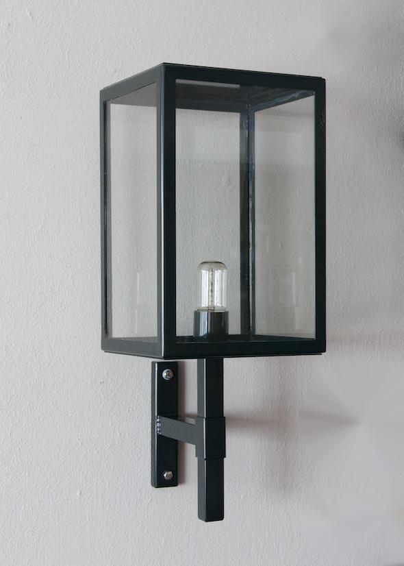 Buitenlamp Rio Zwart Buitenverlichting Modern