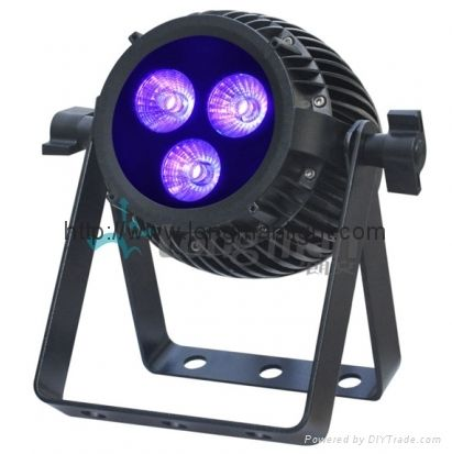 Bowerbird X3 Of Outdoor Led Par Can Www Longmanlignt Com Led Stage Lights Led Manufacturing