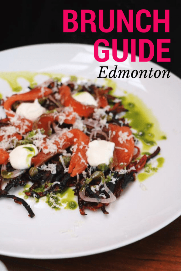 A Guide On Where To Brunch In Edmonton Best Brunch In Edmonton Yeg Brunch Edmonton Foodie Travel Brunch