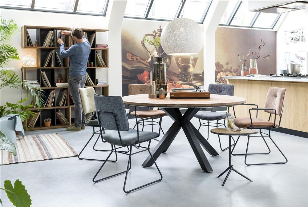 Optez pour une table de salle manger en bois de ch ne - Table de salle a manger en bois massif ...