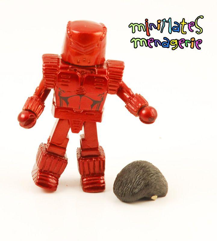 Prototype  Playskool MARVEL SUPER HERO SQUAD PROFESSOR X-MEN Figure Boy Toy