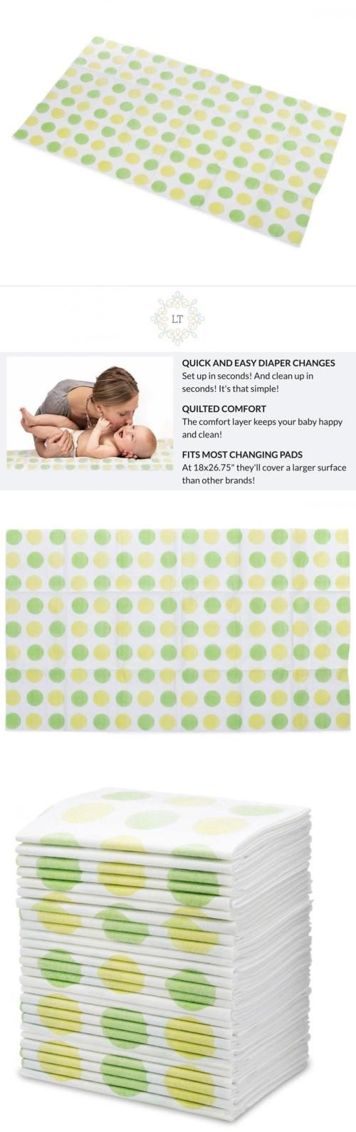 Changing Pads and Covers 66674 Little Things 25 Large Disposable