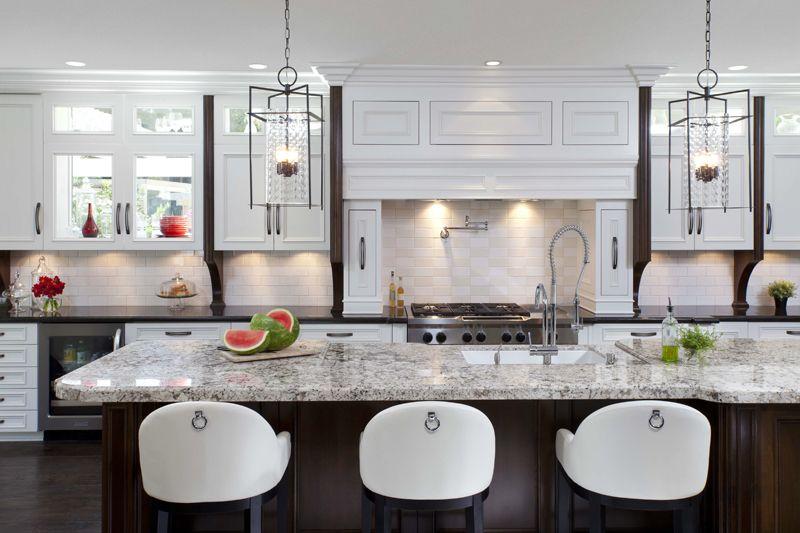 Nice 25 Stunning Transitional Kitchen Design Ideas. Rebecca RobesonKitchen  LightingIsland ...